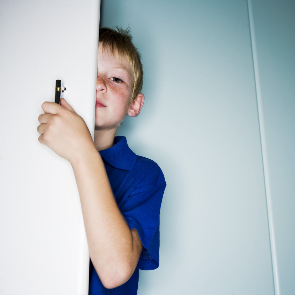 Children Hiding Tags: adopted children Hiding Under The Bed Clipart